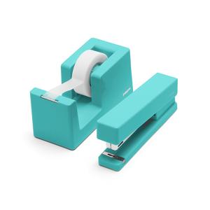 free shipping poppin aqua stapler